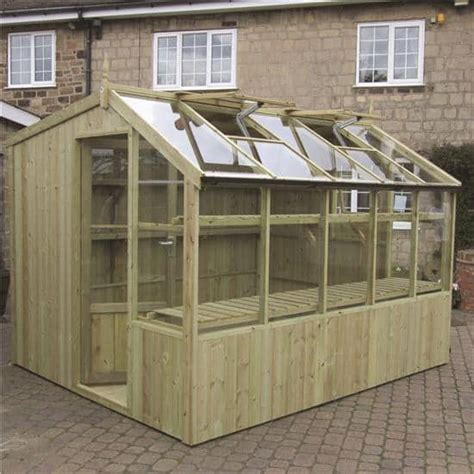 Building A Potting Shed by How To Build A Potting Shed Uk Goehs
