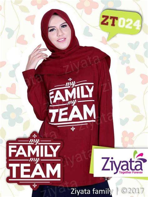 Promo Baju Kaos Pasangan Keluarga Family Anak Ayah Bunda Vt 018 kaos ayah ibu anak lengan panjang