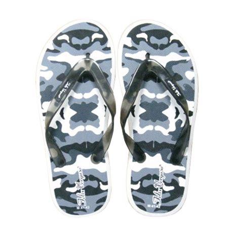 Sandal Camo White Felix Verguso jual felix verguso camo black sandal jepit pria