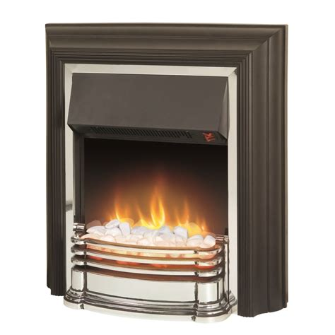 dimplex electric fires detroit electric fire in black and