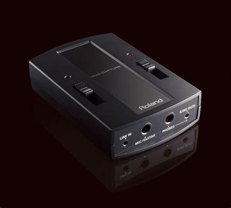 Usb Capture roland duo capture usb audio interface
