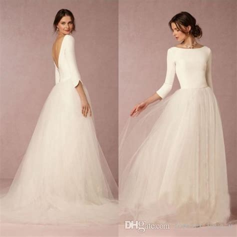 Discount Winter Wedding Dresses by Discount Cheap Stunning Winter Wedding Dresses A Line