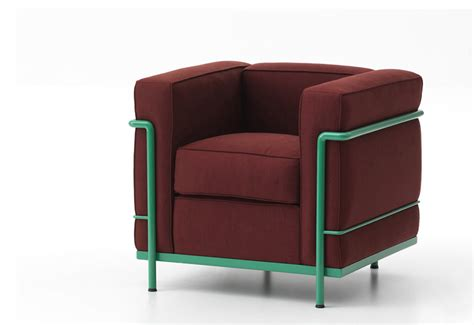 lc2 armchair lc2 armchair designed by le corbusier jeanneret perriand