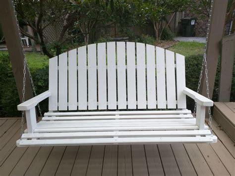 daybed porch swing plans 56 diy porch swing plans free blueprints mymydiy