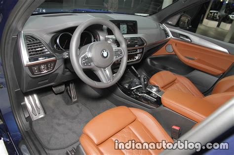bmw dashboard at 2018 bmw x3 interior dashboard at iaa 2017