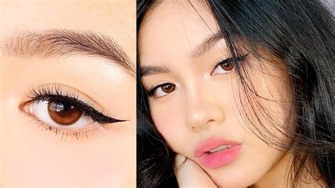 winged eyeliner tutorial asian must know tips winged eyeliner hooded asian eyes