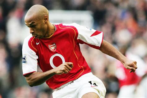 arsenal all time top scorers chions league stats henry drops a place on all time