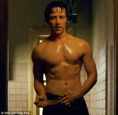 james mcavoy wanted workout x men james mcavoy unveils his new bulked up body daily