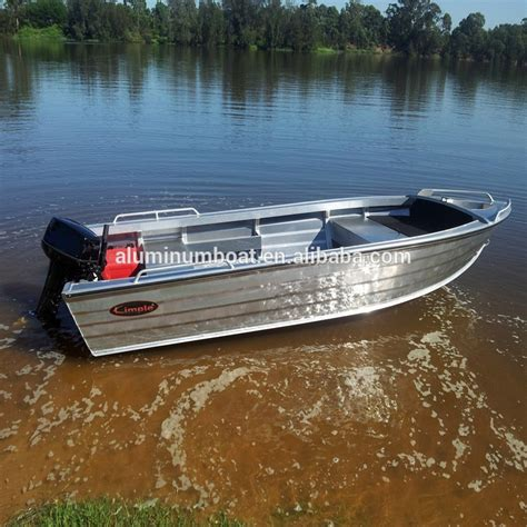 deep and wide aluminum fishing boats 14feet aluminum boat 427 boeing fishing boat deep v