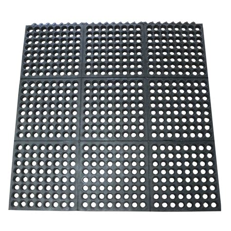 Rubber Food Mat - rubber matting rubber cal anti fatigue interlocking