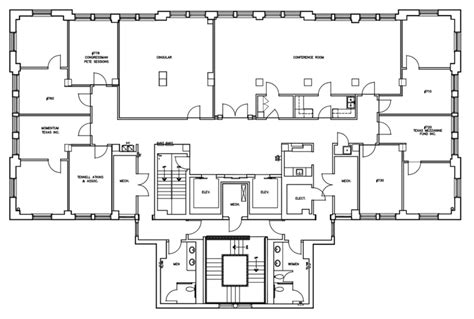 offices floor plans office layout floor plan template sle office floor