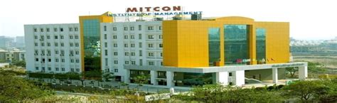 Mba At Mitcon by Mitcon Institute Of Management Mitcon Pune Admission