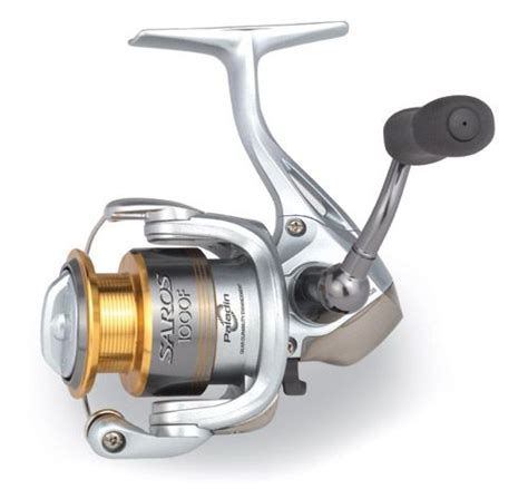 Reel Daiwa Punch 1002 shimano saros f spinning reels featuring a 1000 size spool on a 750 the saros f brings new