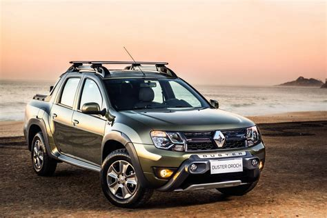 renault duster oroch renault duster oroch launched in brazil at r 62 290