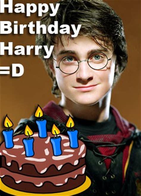 harry potter birthday quotes. quotesgram