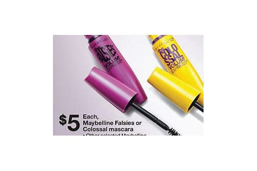 falsies mascara coupon