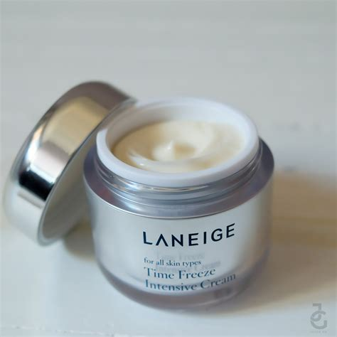 Laneige Time Freeze freeze time with these laneige products
