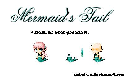 maplestory custom faces maplestory 100 custom mermaid s tail by ashel iia on