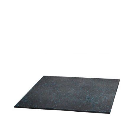 Commercial Mat by Commercial Rubber Mats Tiles Blue Fleck