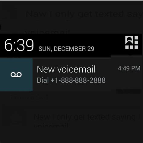 android voicemail notification remove the annoying voicemail notification in android