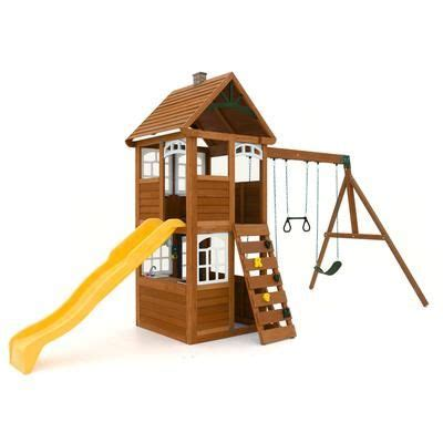cheap swing sets canada 16 best images about play sets on pinterest canada dads