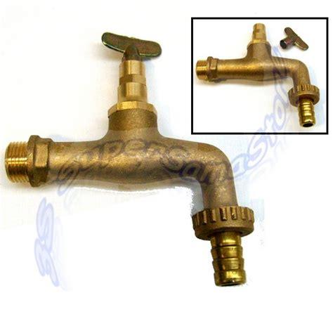 rubinetti per giardino 3s rubinetto per fontana giardino portagomma con maniglia