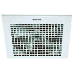 Panasonic Ceiling Exhaust Fans Panasonic Ceiling Mount Ventilation Fan Fv 25tgu3 Lazada