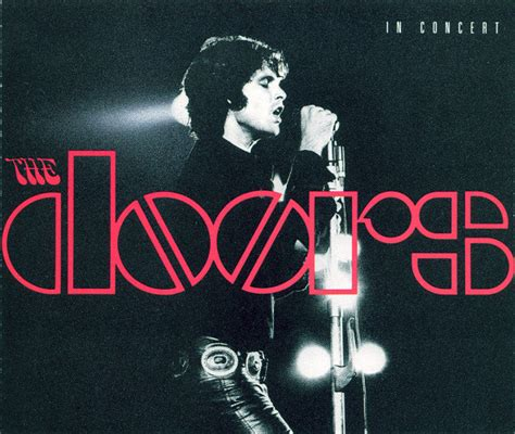 The Doors In Concert the doors in concert cd at discogs
