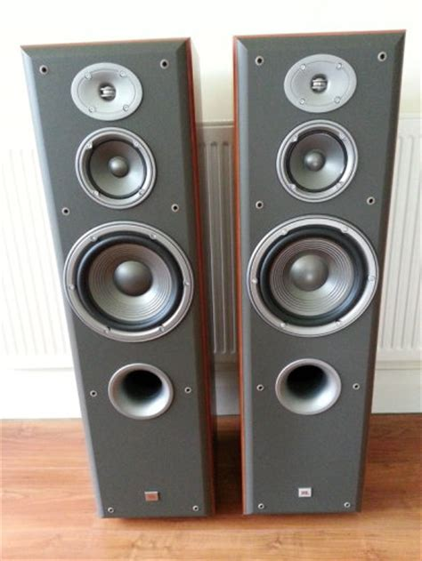 Speaker 8 Inch Jbl jbl northridge e60 3 way 8 inch floorstanding speakers for