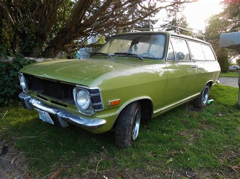 opel kadett wagon seattle s parked cars 1969 opel kadett wagon