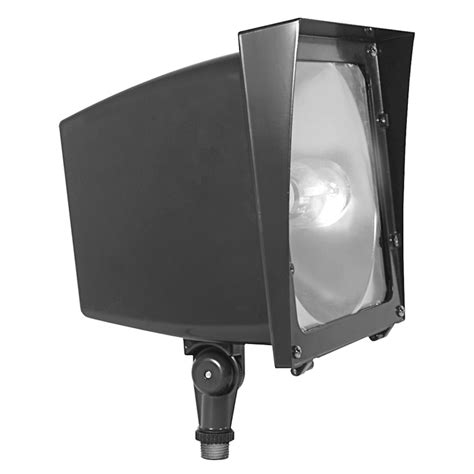 Rab Lighting Fixtures Rab Lighting 15572 70 Watt Flood Metal Halide Flood Light Fixture With Photocontrol Ezhh70qt