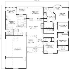 Dream House Plans On Pinterest One Story Houses House Plans And Floor Plans