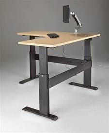 stand up desk trends including corner standing pictures