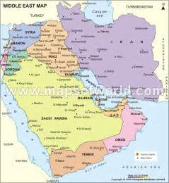 Map Of Middle East by Middle East Map Printable Viewing Gallery