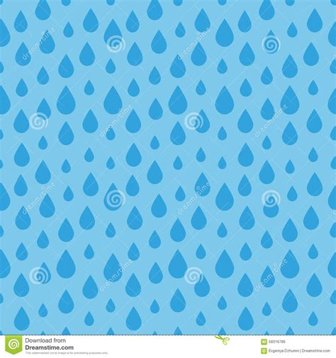 vector background pattern water seamless water drop pattern stock vector image 58316789