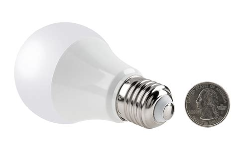 Led Light Bulbs 12 Volts Dc A19 Led Bulb 50 Watt Equivalent Globe Bulb 12v Dc Led Globe Bulbs Led Home Lighting