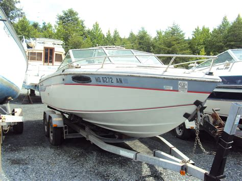Painted Upholstery Chris Craft Scorpion 210 1990 For Sale For 1 Boats From