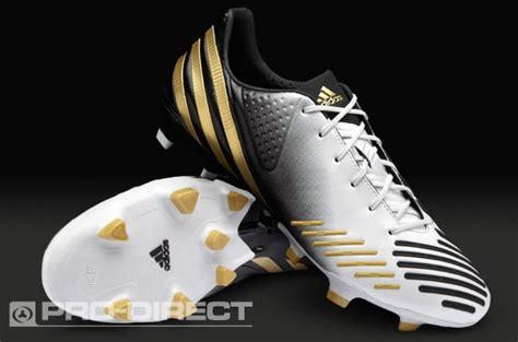 adidas rugby boots adidas predator lz trx fg firm ground running white metallic gold black