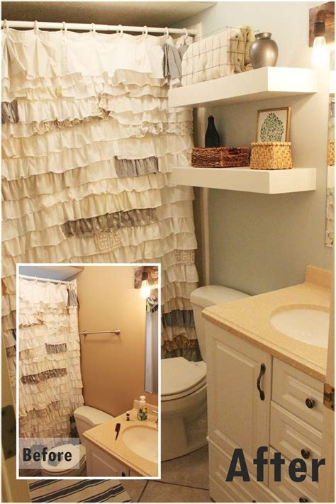 Bathroom Shelf Ideas by Diy Bathroom Floating Shelves