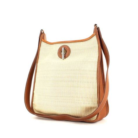 Chopard Square Mrt Leather Beige sac bandouli 232 re herm 232 s vespa 270581 collector square