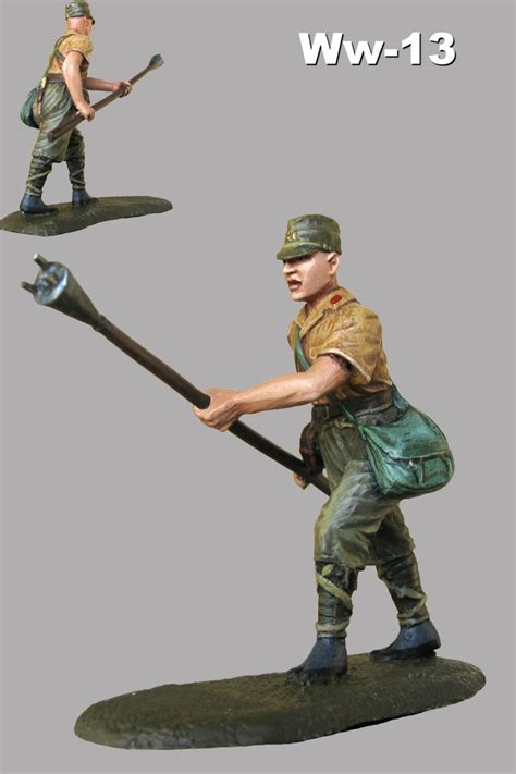 figure in japanese japanese figures 1 32 scale soldier tank destroyer