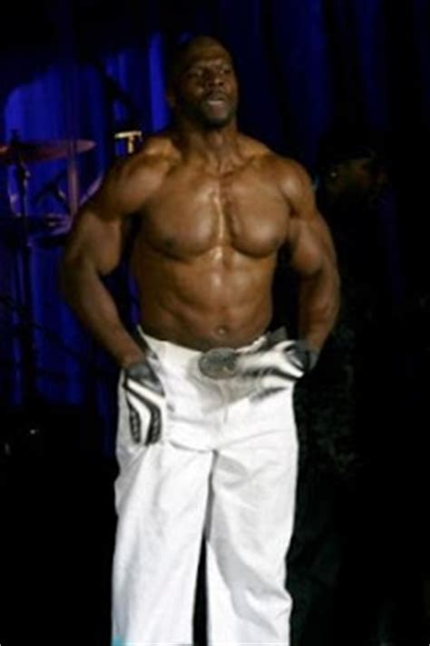 terry crews bench strength fighter terry crews workout and diet