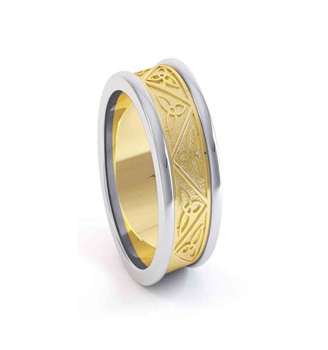 Eheringe Keltisch by Boru Celtic Wedding Ring