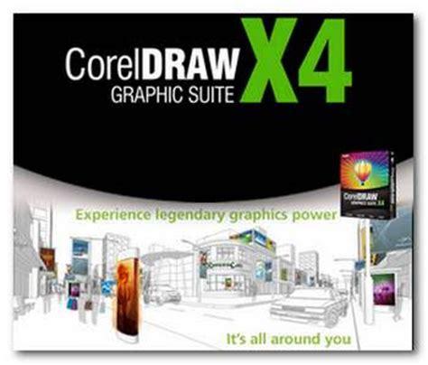 corel draw x4 lite version programas portables usb