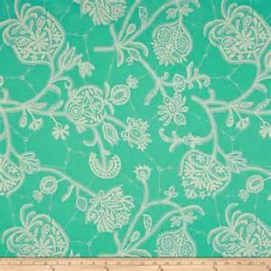 Amy Butler Home Decor Fabric Amy Butler Lark Home Decor Sateen Souvenir Mineral