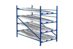 flow rack shelving order picking and flow solutions from unex