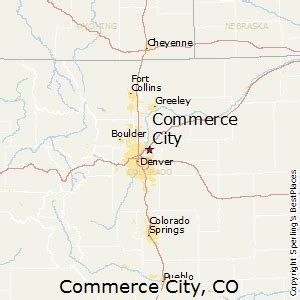 best places to live in commerce city colorado