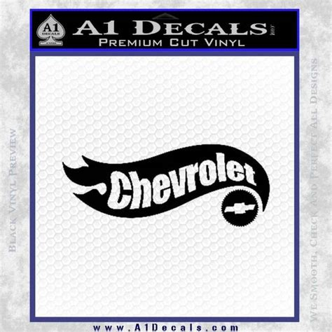 chevrolet decal wheels chevrolet d1 decal sticker chevy 187 a1 decals