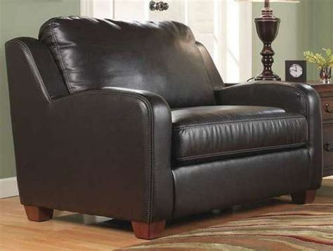 Leather Sleeper Chair And A Half by Chair And A Half Sleeper Leather Page