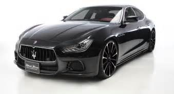 Ghibli S Maserati This Is What Wald Wants To Do To The Maserati Ghibli